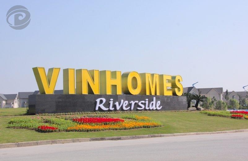 Khu can ho cao cap Vinhome Riverside